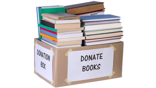 Lutheran Social Services Book Donations